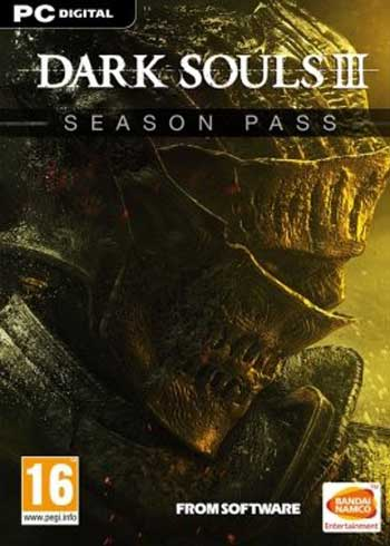 Dark Souls III - Season Pass Steam Digital Code Global, mmorc.vip