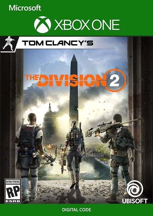 Tom Clancy's The Division 2 Xbox One Digital Code Global, mmorc.vip