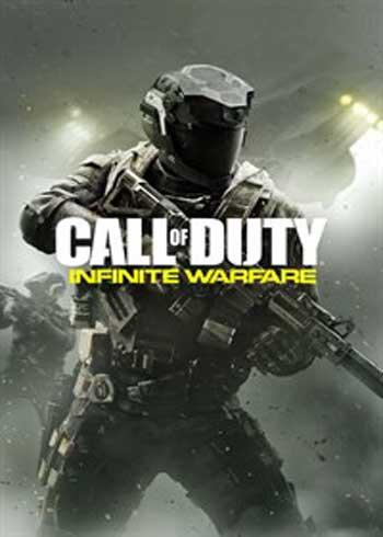 Call of Duty: Infinite Warfare Steam Digital Code Europe