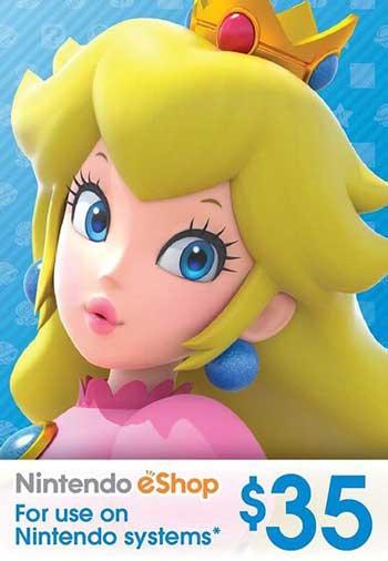 Nintendo eShop Gift Card 35 USD US, mmorc.vip