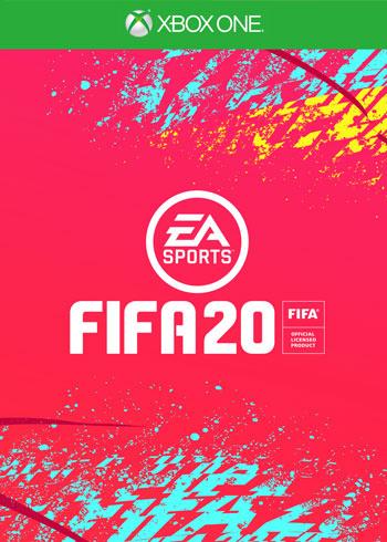 FIFA 20 Xbox One Digital Code Global, mmorc.vip