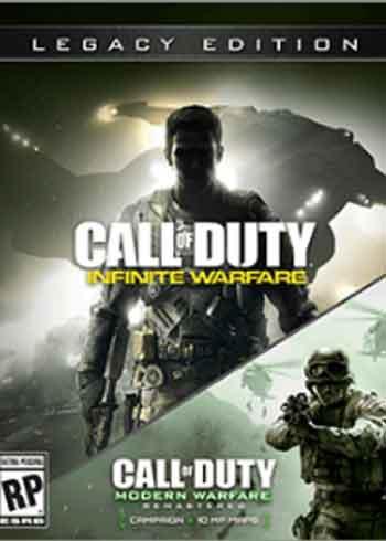 Call of Duty Infinite Warfare (Legacy Edition) Steam  Digital Code Global, mmorc.vip