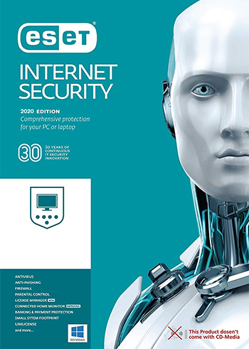 ESET Internet Security 2020 5 Devices 3 Years Digital Code Global, mmorc.vip