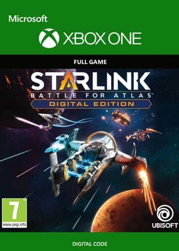 Starlink: Battle for Atlas Xbox One Digital Code Global, mmorc.vip