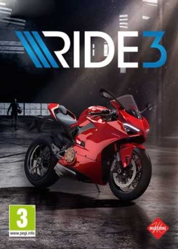 Ride 3 Steam Digital Code Global, mmorc.vip