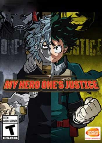 My Hero Ones Justice Steam Digital Code Global