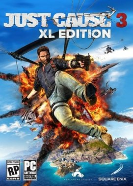 Just Cause 3 XL Steam Digital Code Global