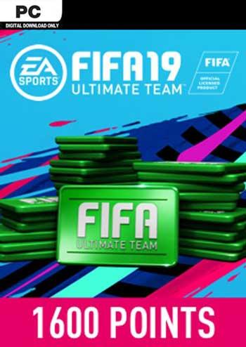 FIFA 19 Ultimate Team 1600 Points Origin Global, mmorc.vip