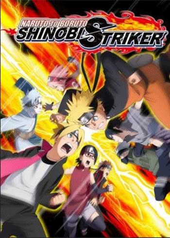 Naruto to Boruto: Shinobi Striker Steam Digital Code Global, mmorc.vip