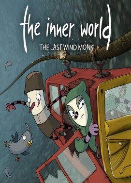 The Inner World - The Last Wind Monk Steam Digital Code Global, mmorc.vip