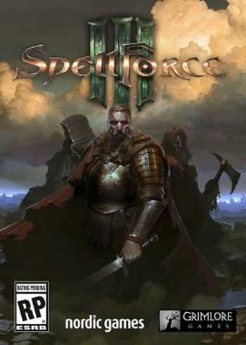 SpellForce 3 Steam Digital Code Global, mmorc.vip