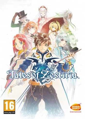 Tales of Zestiria Steam Digital Code Global