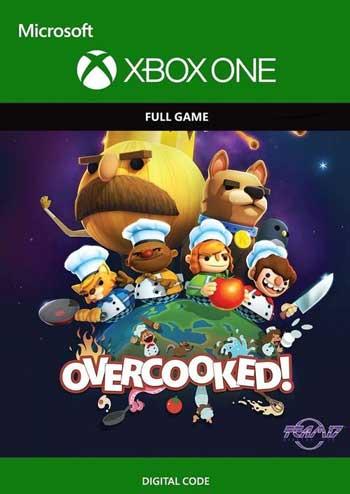 Overcooked Xbox One Digital Code Global, mmorc.vip