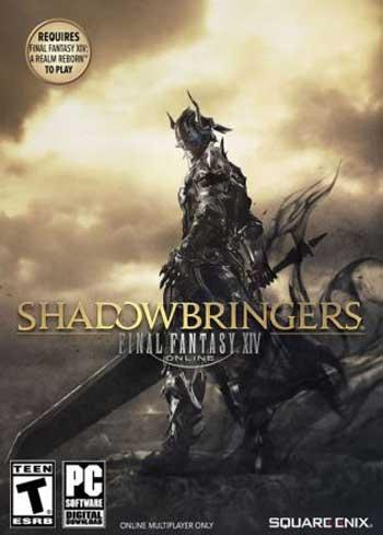 Final Fantasy XIV 14 Shadowbringers PC Digital Code Europe