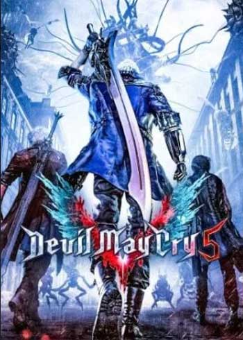 Devil May Cry 5 Steam Digital Code Global, mmorc.vip