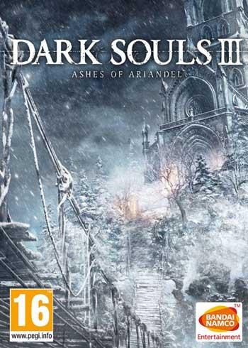 Dark Souls III - Ashes of Ariandel Steam Digital Code Global, mmorc.vip