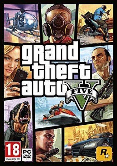 Grand Theft Auto V Rockstar Digital Code Global, mmorc.vip
