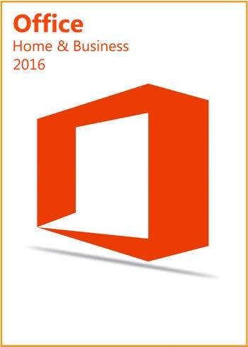 Microsoft Office 2016 Home & Business Key Global