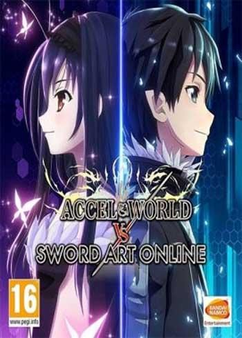 Accel World VS. Sword Art Online Deluxe Edition Steam Digital Code Global, mmorc.vip