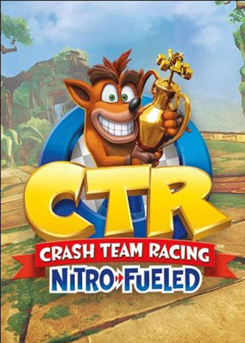 Crash Team Racing Nitro-Fueled Xbox One Digital Code Global, mmorc.vip