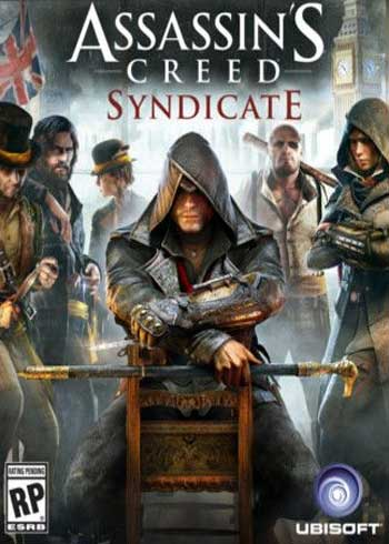 Assassin's Creed Syndicate Uplay Digital Code Global