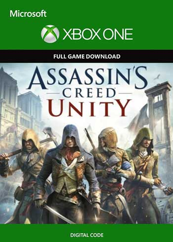 Assassin's Creed Unity Xbox One Digital Code Global, mmorc.vip