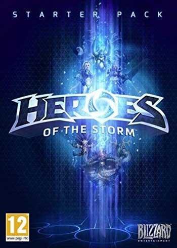 Heroes of the Storm Starter Pack PC Digital Code Global