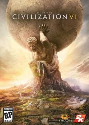 Civilization VI Steam Digital Code Europe, mmorc.vip