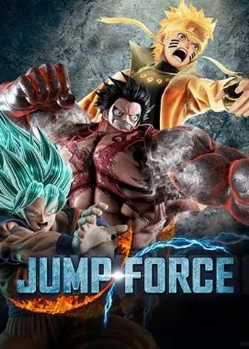 Jump Force Steam Digital Code Global, mmorc.vip