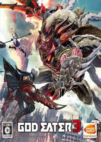 God Eater 3 Steam Digital Code Global, mmorc.vip