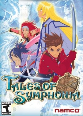 Tales of Symphonia Steam Digital Code Global, mmorc.vip