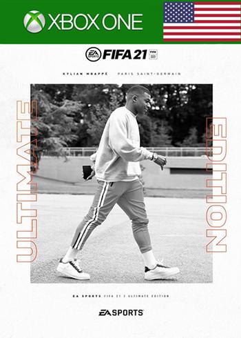 FIFA 21 Ultimate Edition Xbox Live Digital Code United States, mmorc.vip