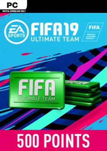 FIFA 19 Ultimate Team 500 Points Origin Global, mmorc.vip
