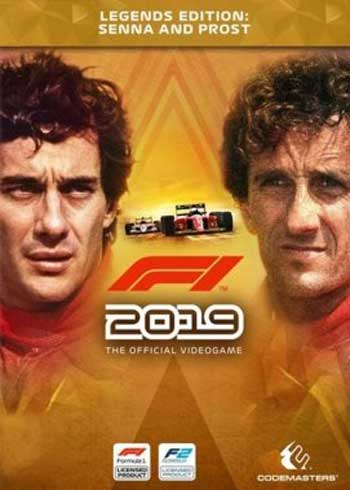 F1 2019 Legends Edition Steam Digital Code Global