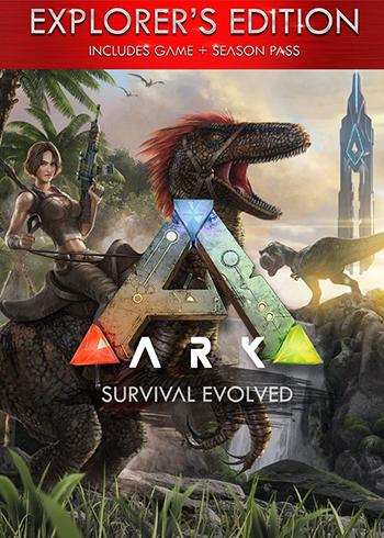 ARK:Survival Evolved Explorer's Edition Steam Gift Global, mmorc.vip
