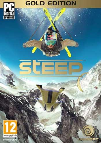 Steep Gold Edition Uplay Digital Code US, mmorc.vip