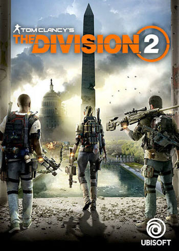 Tom Clancy's The Division 2 Uplay Digital Code Europe, mmorc.vip