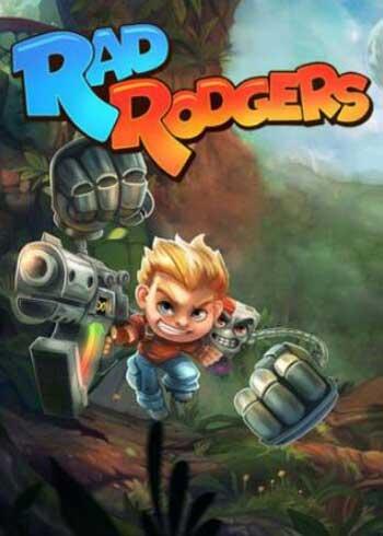 Rad Rodgers Steam Digital Code Global