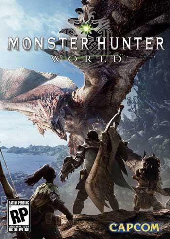 Monster Hunter World Steam Digital Code Global, mmorc.vip