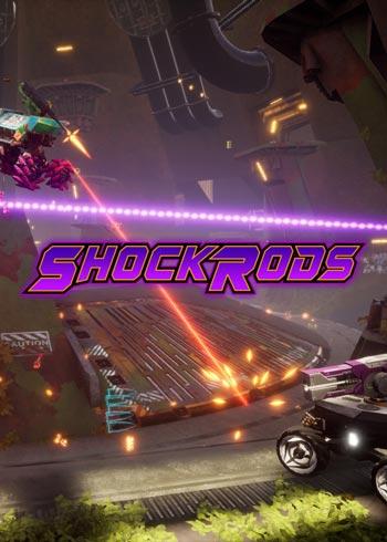 ShockRods Steam Digital Code Global, mmorc.vip