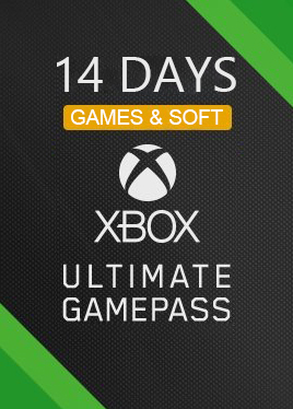 Xbox Game Pass Ultimate 14 Days Digital Code Global, mmorc.vip
