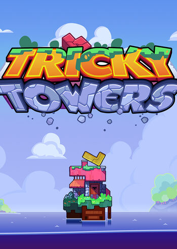 Tricky Towers Steam Digital Code Global, mmorc.vip
