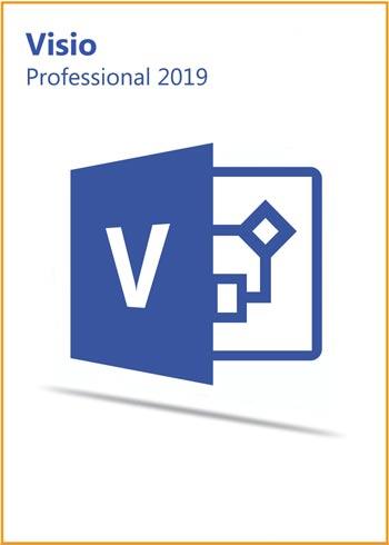 Microsoft Visio Pro Professional 2019 Key Global