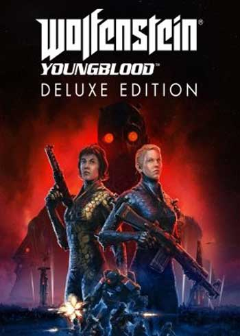 Wolfenstein Youngblood Deluxe Edition Bethesda Digital Code EMEA, mmorc.vip