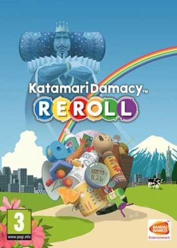 Katamari Damacy Reroll Steam Digital Code Global