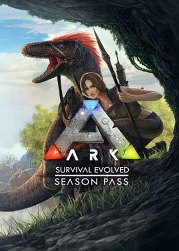 ARK: Survival Evolved - Season Pass Steam Digital Code Global, mmorc.vip
