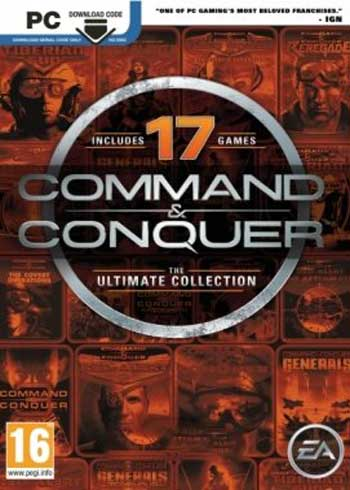 Command & Conquer: The Ultimate Collection Origin Digital Code Global, mmorc.vip