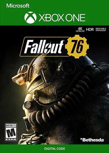 Fallout 76 Xbox One CD Digital Code Global, mmorc.vip