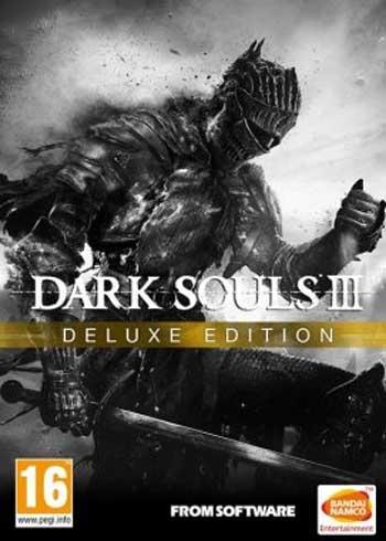 Dark Souls III Deluxe Edition Steam Digital Code Global, mmorc.vip