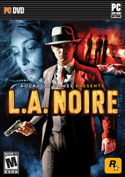 L.A. Noire The Complete Edition Rockstar Digital Code Global, mmorc.vip
